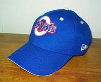 my new Omaha Royals hat